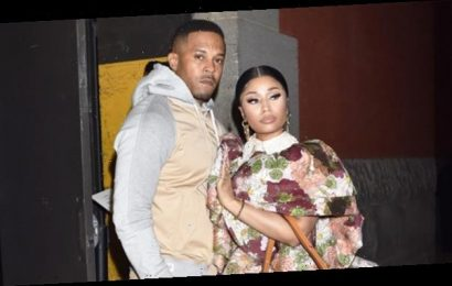 Nicki Minaj's Husband Kenneth Petty Arrested For Failing To Register As A Sex Offender
