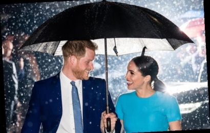Prince Harry And Meghan Markle Made One Of Their Last Official Appearances Together As Royals In The UK
