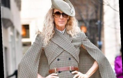 Celine Dion Tests Negative for Coronavirus After Common Cold Symptoms