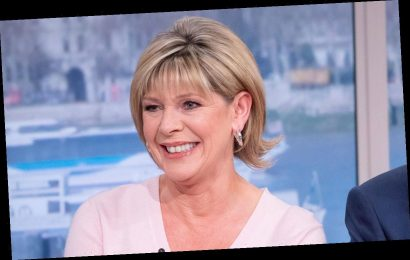 This Morning star Ruth Langsford shares update with fans as she heads out on a dog walk during coronavirus lockdown