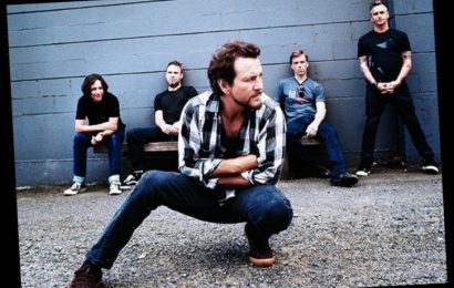 Pearl Jam Postpone First Leg Of Tour Amid Coronavirus Concerns