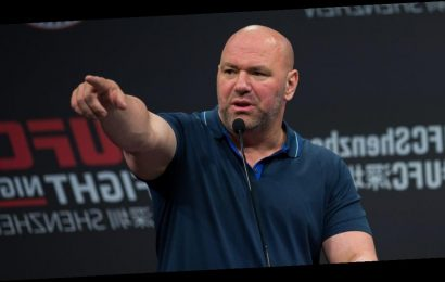UFC boss Dana White said it's un-American for people to 'hide' in their homes from coronavirus, and that he's ready to fight COVID-19: 'Come get me!'