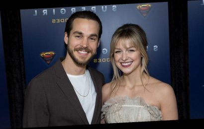 Melissa Benoist Pregnant With First Child With Husband Chris Wood