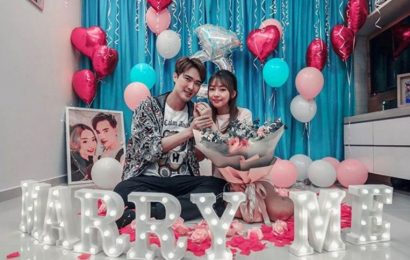 Homegrown host Lee Teng is engaged to Taiwanese girlfriend