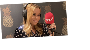 Amanda Holden says she 'would put anything in her mouth' if she took part in I'm A Celeb