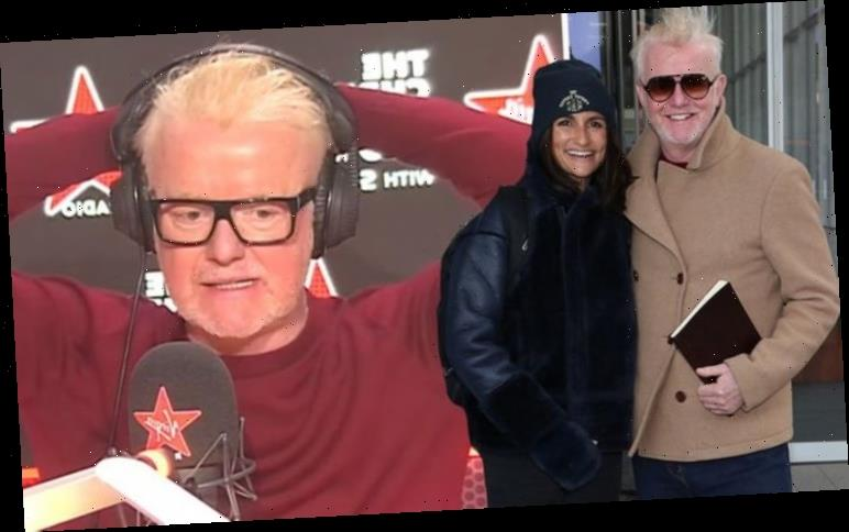 Chris Evans: Virgin Radio host recalls coronavirus symptoms which spread around family