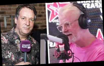 Chris Evans: Virgin Radio DJ chokes up as he remembers pal who 'suddenly died' last month