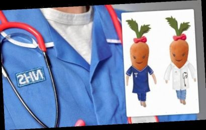 Kevin the Carrot: How to buy limited edition toys for NHS charities & Teenage Cancer Trust