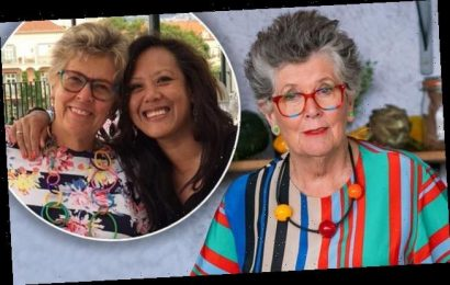 GBBO's Prue Leith brands UK's adoption system 'unbelievably difficult'