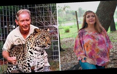 Tiger King's Carole Baskin's ex-husband Don Lewis was 'strangled and thrown out of a plane' lawyer says