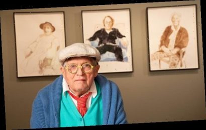 TOM UTLEY: Might David Hockney have a point about smoking?