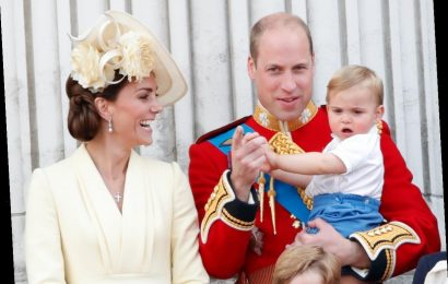 Kate Middleton's Photos Of Prince Louis For His 2nd Birthday Are Too Adorable