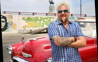 Food Network Delivers Guy Fieri Quarantine Series 'Diners, Drive-Ins and Dives: Takeout'