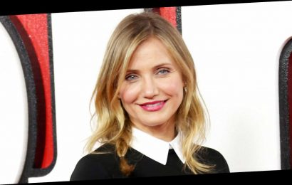 Cameron Diaz Says a 'Charlie's Angels' Reunion 'Would Be So Much Fun'