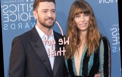 Justin Timberlake Gives An Update On Quarantine Life With Wife Jessica Biel!