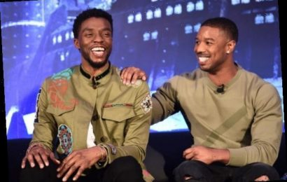 'Black Panther' Actors Chadwick Boseman and Michael B. Jordan Started Out Playing the Same Soap Opera Character