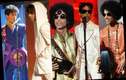 23 Brilliantly Outrageous Prince Outfits Through the Years