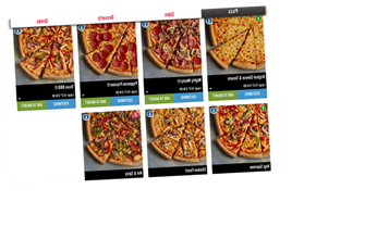 Domino's reduces menu to offer just seven pizzas during coronavirus lockdown