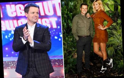 I'm A Celeb and Saturday Night Takeaway host Declan Donnelly raked in £14,000 a day for his solo TV work – The Sun