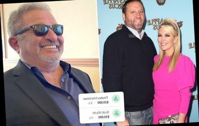 Tinsley Mortimer and fiance Scott Kluth donate $20K to family of RHONY editor who died of coronavirus – The Sun