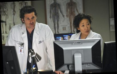 Sandra Oh & Patrick Dempsey Had A 'Grey's' Reunion To Honor Healthcare Workers