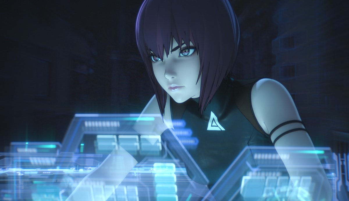 A 'Ghost In The Shell: SAC_2045' Season 2 Is Likely Already In The Works