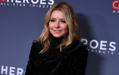 Kelly Ripa Breaks Down Crying Admitting Her Kids Are Too Scared to Hug Her