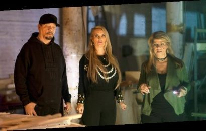 'Celebrity Ghost Stories' Preview: Ice-T & Coco Are Warned Their Dog May Go Blind — Watch
