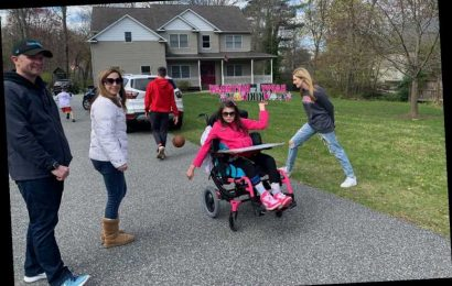 Girl with Special Needs Gets Birthday Car Parade After Trip Was Canceled Due to Coronavirus