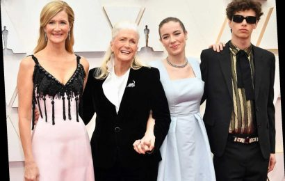 Laura Dern Makes Chicken and Dumplings with Mom Diane Ladd and 2 Kids While Self-Isolating