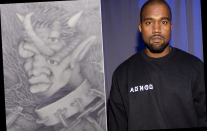 Kanye West's High School Art Portfolio Featured on Antiques Roadshow — and It's Worth Thousands