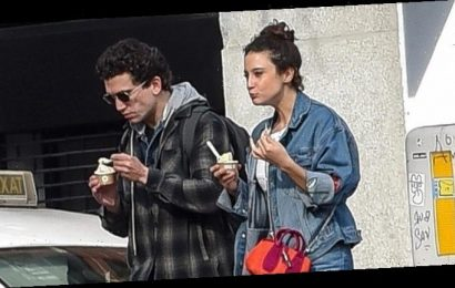 Money Heist's Jaime Lorente & Maria Pedraza Grab Sweet Treats In These Throwback Photos