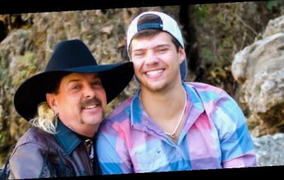 'Tiger King' Star Joe Exotic's Fourth Husband Dillon Speaks Out (Exclusive Video)