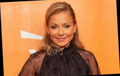 Kelly Ripa is getting creative with her beauty routine in quarantine
