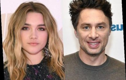 Florence Pugh Sends Birthday Tribute to Her Special Person Zach Braff