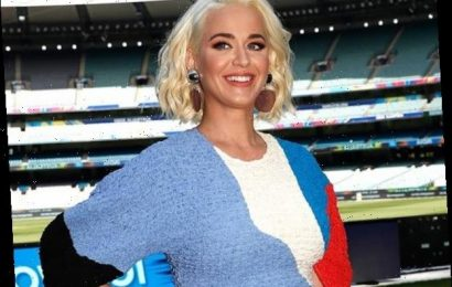 Katy Perry Says Being on Lockdown Has Forced Her to Slow Down