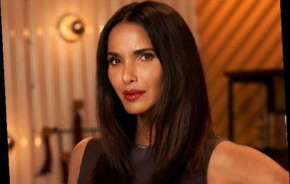 Padma Lakshmi Saying F–k It While Adding More Cheese Is a Mood