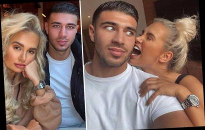 Molly-Mae Hague and Tommy Fury defiantly share selfies from their Manchester flat after breaking lockdown rules – The Sun