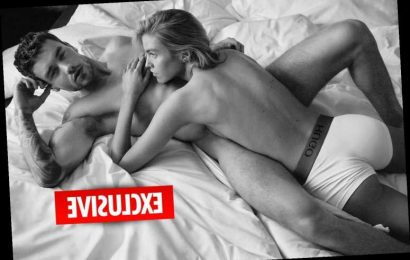 Liam Payne's furious mum 'hit him around the ear' over raunchy underwear shoot with model Stella Maxwell – The Sun