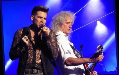 Queen And Adam Lambert Share New Take On 'We Are The Champions'