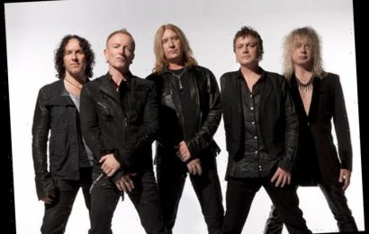 Def Leppard's Joe Elliott Talks Keeping Drummer Despite Losing Arm