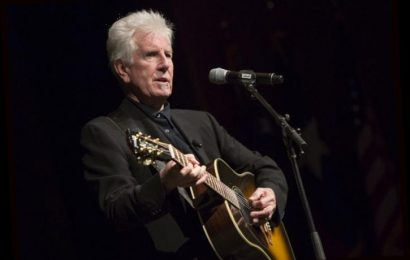 Graham Nash Performs CSNY Classics For Rolling Stone's 'In My Room' Series