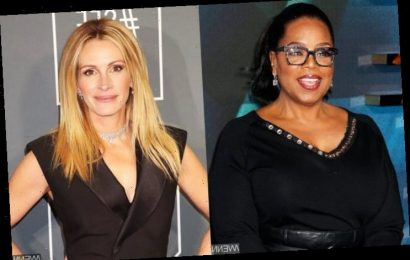 Oprah Winfrey Teams Up With Julia Roberts for Global Covid-19 Relief Livestream Event