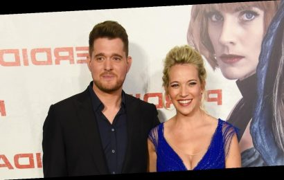 Michael Bublé's Wife Defends Him After Controversial Instagram Live