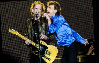 Hear Rolling Stones' Bouncy Alok Remix of 'Living in a Ghost Town'