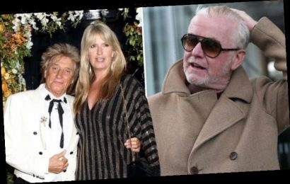 Rod Stewart leaves Chris Evans shocked as he gives up gift from early days with wife Penny