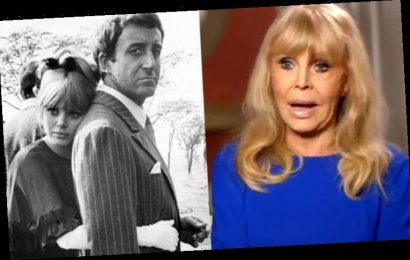 Britt Ekland: Bond Girl opens up on marriage to Peter Sellers 'I would not recommend it'