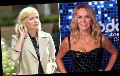 Amanda Holden speaks out on replacing Holly Willoughby after star quits ITV show