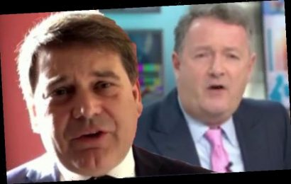 Piers Morgan erupts at Andrew Bridgen in explosive coronavirus row: 'Stop making excuses'