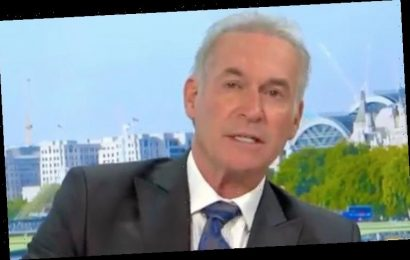 ITV GMB's Dr Hilary Jones warns of key feature of obesity coronavirus clutches on to